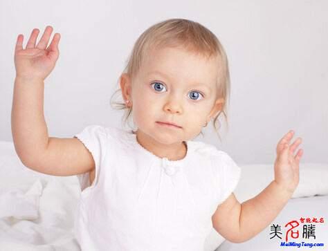 宝宝小时候照片可爱的句子