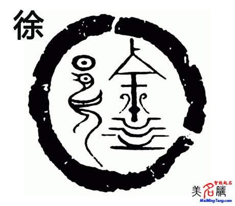 徐姓在宋版《百家姓》中排名第一百五十位