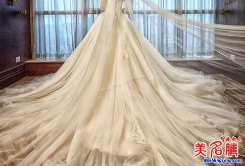 婚纱品牌起名方法
